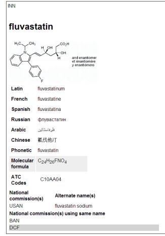 Fluvastatin_INN document