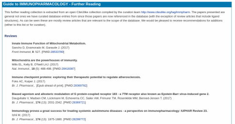 guidetopharmacology blog   The official blog of the IUPHAR