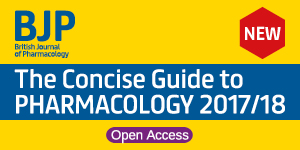 The Concise Guide to PHARMACOLOGY 2017/18