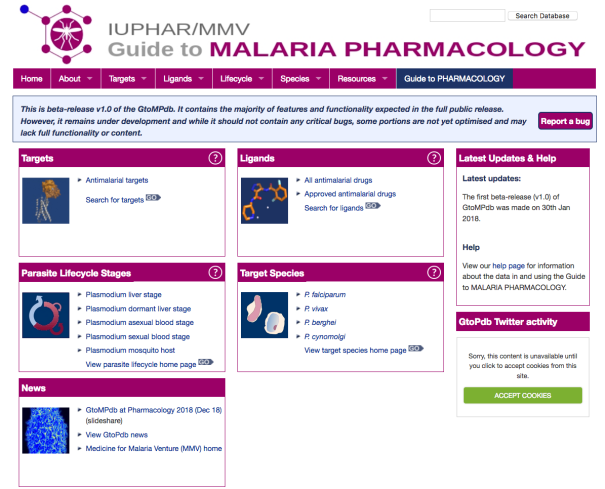 guidetopharmacology blog | The official blog of the IUPHAR